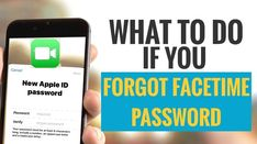 Forgot Your Password, You Just Realized, Instant Messaging, Finding Yourself, Make It Yourself, Forget You, Facetime, Losing You