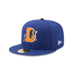 The originator of the true fitted New Era's flagship style and an icon in sport and street culture. It is worn on the field of play by athletes worldwide. 59fifty Hats, New Era Cap, Ideal Fit, Street Culture, Fitted Caps, Snap Backs, Durham, Caps Hats, Mlb