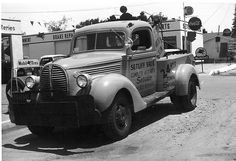 First Tow Truck