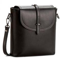 Kabelka CREOLE - K10305 Čierna Bags, Fashion, Handbags, Moda, La Mode, Dime Bags, Fasion, Lv Bags, Purses