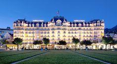 Fairmont Le Montreux Palace, Switzerland