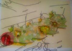 silkscreen by Grawnya Murphy, via Behance Plastic Cutting Board, Tank Man, Behance, My Style, Artwork, Painting, Work Of Art, Auguste Rodin Artwork, Painting Art