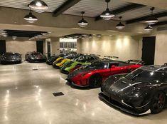 Best insanely cool car garages images garage dream garage