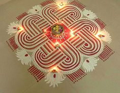 Latest Best Award Winning Rangoli Designs for Diwali with Diya & Flower Themes for Competitions, Simple Easy Deepavali Rangoli Patterns, Beautiful HD Images Rangoli Designs Flower, Rangoli Border Designs, Rangoli Patterns, Rangoli Designs Images, Rangoli Ideas, Rangoli Designs Diwali, Rangoli Designs With Dots, Kolam Rangoli, Flower Rangoli