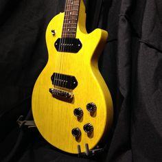 Heritage H-137 TV Yellow - Music mart