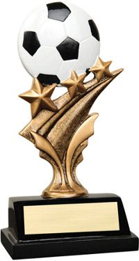 Poker Cards Hand Trophy in 3 Sizes with FREE Engraving up 30 Letters