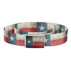 Texas state flag vintage retro style belt  #Texas #state #flag #retro, USA, #texasflag #texasstateflag #american #america #vintage #lonestarflag, #texan #retrostyle #Texanflag