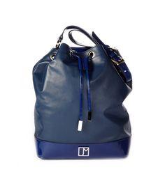 Melrose Bag in Blue by Jill Milan