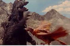 Giant condor Appearances: Ebirah, Horror of the Deep (aka Godzilla vs. The Sea Monster)