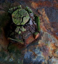 rust ... such colors and textures! photo by Odd Jeppesen