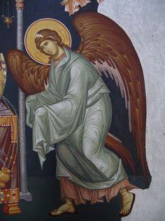 Fresco, Byzantine Icons, Jesus Art, Orthodox Icons, Saints, Meditation, Christmas Decorations, Design Inspiration, Graphic Design