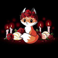 Beautiful and cute fox