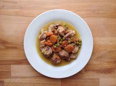 reCocinero: estofado de pavo (crock pot)
