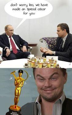 Dont worry Leo