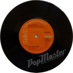 David Bowie The Jean Genie RCA 2302 BGBS 1160  http://popmaster.pl/