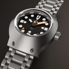OceanicTime: H2O Watches ORCA Mono II [launch of all-NEW visual product configurator]