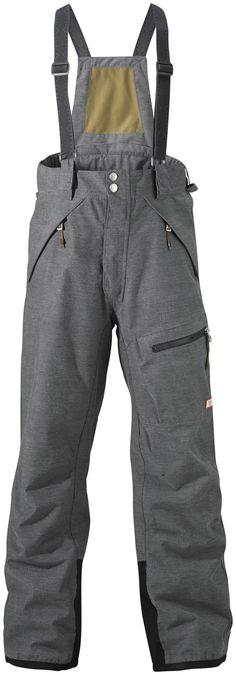 Didriksons Bryn Junior Vintage Bukse - Bukser - Junior