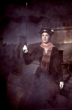 I will always love this film.   Wonderful Julie Andrews as Mary Poppins.