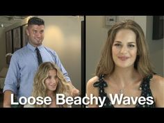 How to Get Sexy Beach Waves with a Flat Iron. trying to find the best beach wave tutorial for me!