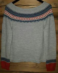 Ingrid pullover strikket i tynn alpakka. Pullover, Sweaters, Fashion, Tricot, Moda, Fashion Styles, Sweater, Fashion Illustrations, Sweatshirts