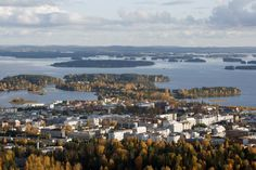Lakeland Finland: Kuopio in Autumny colors | by JP Korpi-Vartiainen