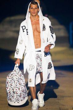Philipp Plein | Spring 2015 Menswear Collection | Style.com