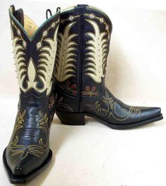 mens vintage cowboy boots - Google Search