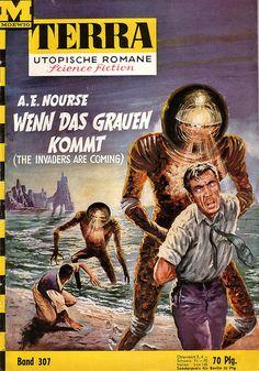 Terra Utopische Romane Science Fiction.