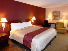 Affordable, Pet Friendly Hotel In Burlington, NC. Red Roof Inn Burlington