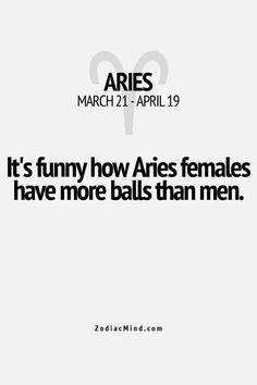 Aries women
