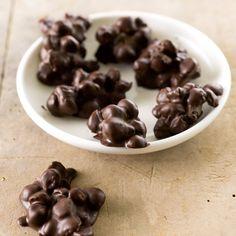 Chocolade pindarotsjes recept | Vrouwonline.nl