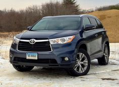 What does @Yahoo Autos think of the 2014 #Toyota #Highlander find out here...