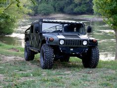 Awesome Hummer H1!