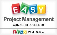 EASY Project Management ZOHO