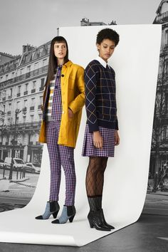 See the complete Sonia by Sonia Rykiel Pre-Fall 2017 collection.