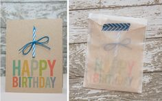 happy birthday cards– candle w/ twine | free download