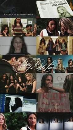 Wallpaper Lockscreen Pretty Little Liars PLL