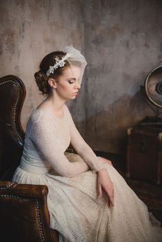 Long Sleeved Wedding Dresses: 45 Glam Gowns for Fall