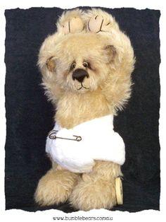 Heirloom Baby Bear Boy by Bumble Bears