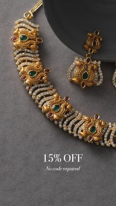 Thanks for the overwhelming love. We are returning the favor by EXTENDING the Sale till 30th September with auto discount at checkout. Get 15% off in the big End of Season SALE! no code required. Gold Pendant, Pendant Jewelry, Gold Jewelry, Jewellery, Summer Jewelry, Simple Jewelry, Indian Wedding Jewelry, Indian Jewelry, Antique Necklace