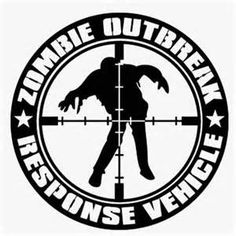 New Waterproof Fashion Cool Car Stickers Zombie Outbreak Tactical - Back window stickers for trucksamazoncom ragnar lothbrok vikings rear window decal graphic