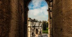 View from the Colosseum by Joanne  on 500px