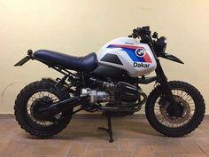 Scrambler Motorcycle, Bmw Motorcycles, Custom Motorcycles, Bobber, Bmw Boxer, Motorcycle Luggage, Motorcycle Design, Bmw R1100gs, Bike Bmw