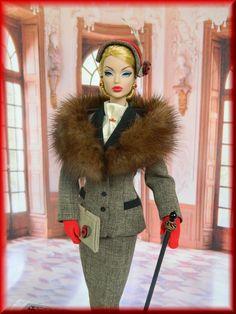 ~Jeannaé~ OOAK Fall Fashion for Fashion Royalty/Silkstone/Vintage Barbie~Joby #JobyOriginals