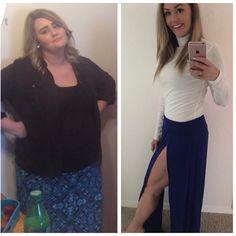 Kassidy Linde: Instagram-Star nimmt 65 Kilo ab | BRIGITTE.de