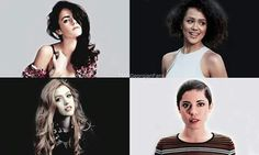 The girls of the Scorch Trials