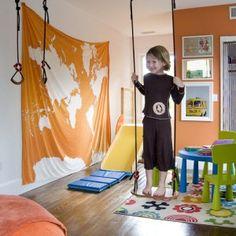 balançoire de chambre Kids Room, Children, Home Decor, Room Ideas, Magic, Baby, Game Room, Young Children, Room Kids