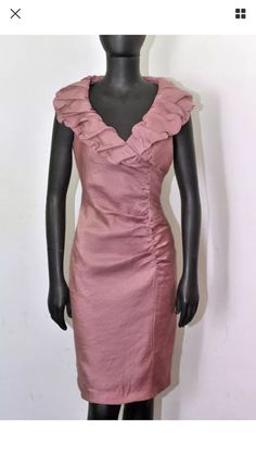 Vintage Vestito da cocktail - Vintage Cocktail dress Size 44 IT