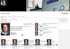 Chaîne Youtube d'Alexandre Poulet #SEO #Audit #Référencement #Google #Netlinking #PBN