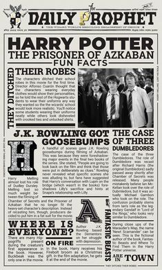 These 7 Amazing Infographics Show Everything You Never Knew About Each Harry Potter Book